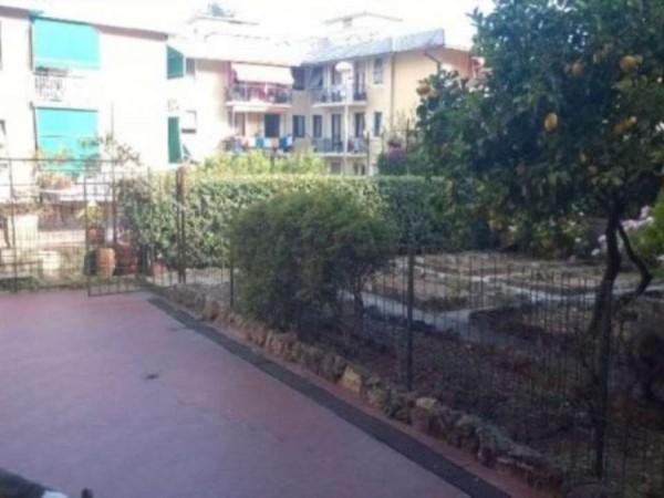 Appartamento in vendita a Recco, Con giardino, 85 mq - Foto 8
