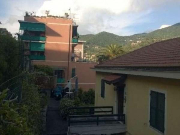 Appartamento in vendita a Recco, Con giardino, 85 mq - Foto 1