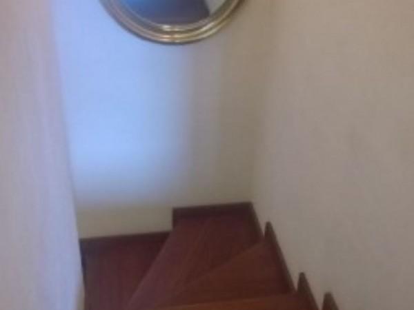 Villa in vendita a Recco, Arredato, con giardino, 170 mq - Foto 12