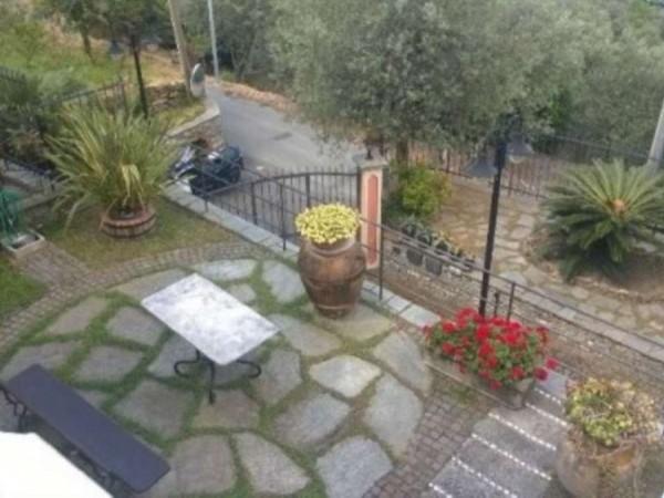 Villa in vendita a Recco, Arredato, con giardino, 170 mq - Foto 18
