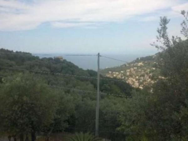 Villa in vendita a Recco, Arredato, con giardino, 170 mq - Foto 20