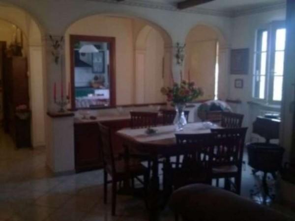 Villa in vendita a Recco, Arredato, con giardino, 170 mq - Foto 5