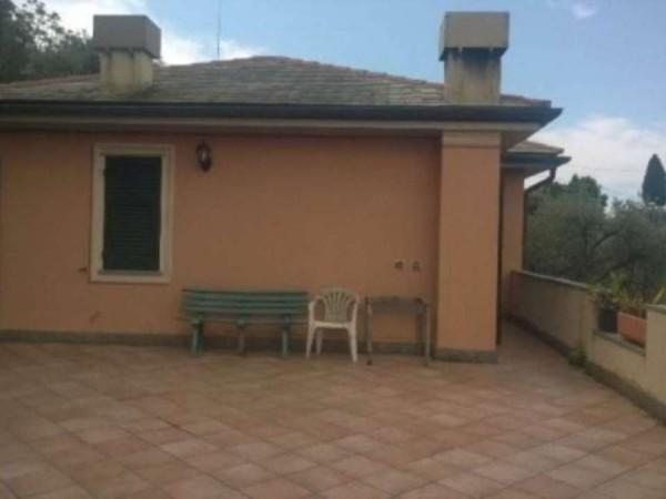 Villa in vendita a Recco, Arredato, con giardino, 170 mq - Foto 19