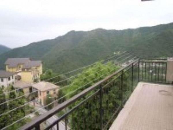 Appartamento in vendita a Uscio, 80 mq