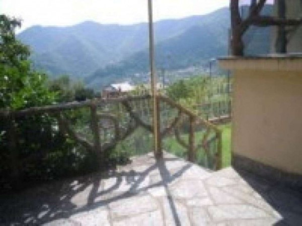 Appartamento in vendita a Uscio, Con giardino, 75 mq - Foto 7