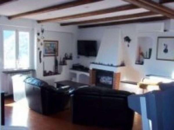 Appartamento in vendita a Uscio, Con giardino, 80 mq - Foto 7