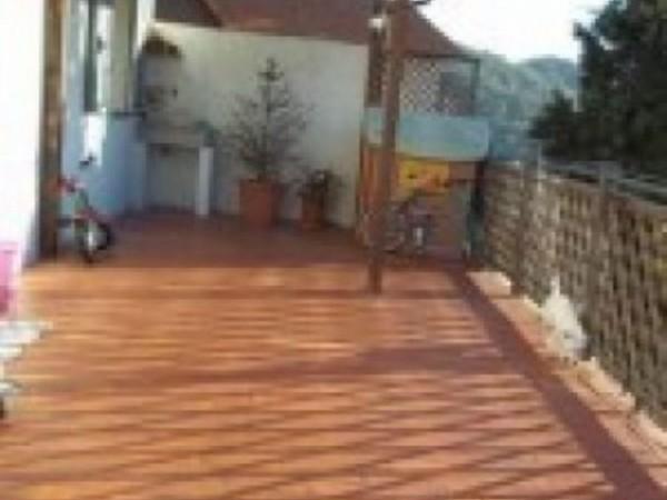 Appartamento in vendita a Uscio, Con giardino, 80 mq - Foto 12