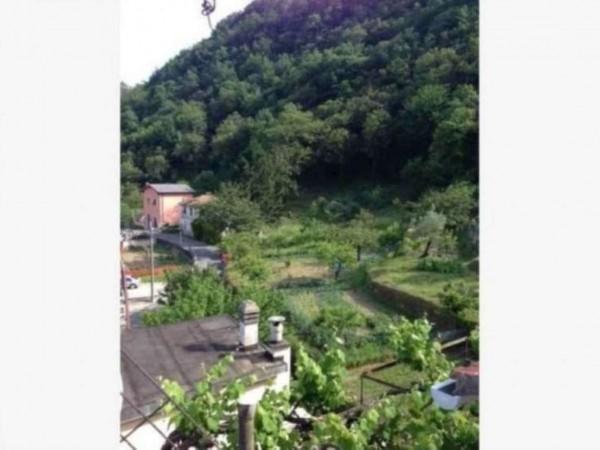Casa indipendente in vendita a Uscio, Con giardino, 130 mq - Foto 4