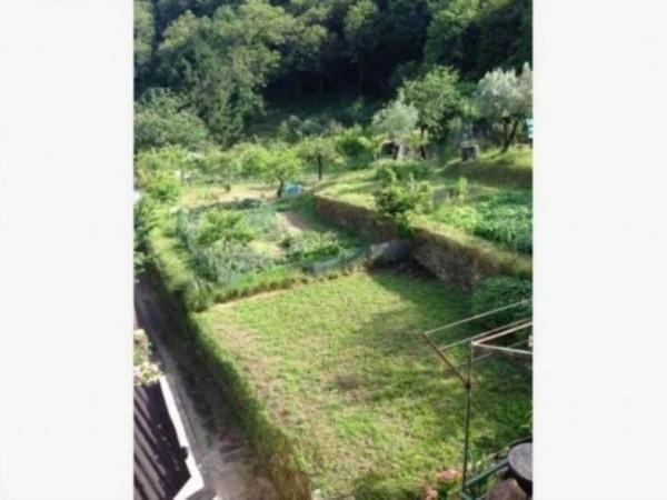 Casa indipendente in vendita a Uscio, Con giardino, 130 mq - Foto 10