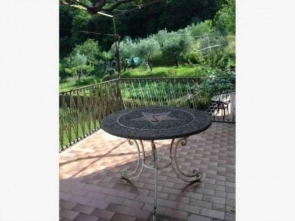 Casa indipendente in vendita a Uscio, Con giardino, 130 mq