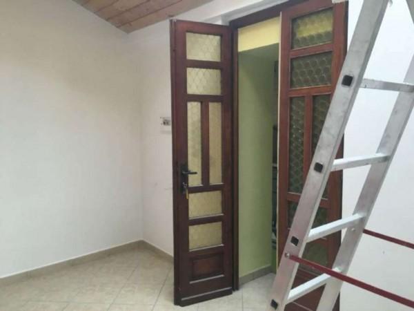 Appartamento in vendita a Susa, Centro Storico, Arredato, con giardino, 60 mq - Foto 3