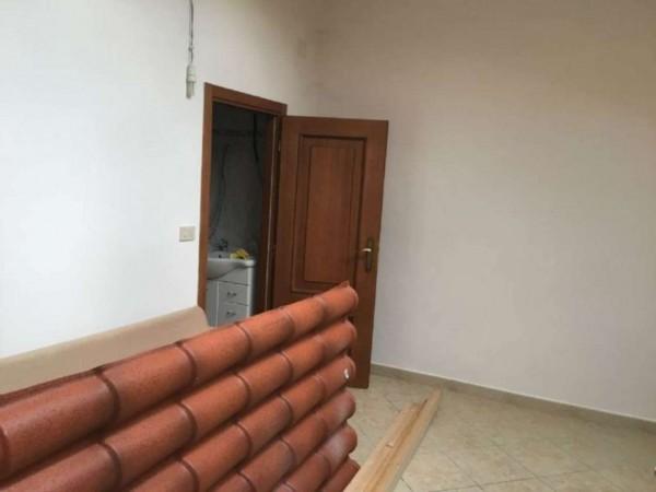Appartamento in vendita a Susa, Centro Storico, Arredato, con giardino, 60 mq - Foto 4
