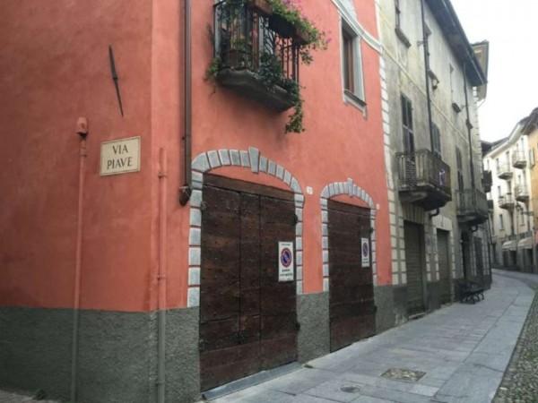 Appartamento in vendita a Susa, Centro Storico, Arredato, con giardino, 60 mq - Foto 1