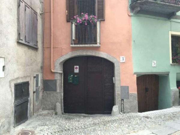 Appartamento in vendita a Susa, Centro Storico, Arredato, con giardino, 60 mq - Foto 13
