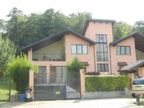 Villa in vendita a Cafasse, Con giardino, 200 mq - Foto 1