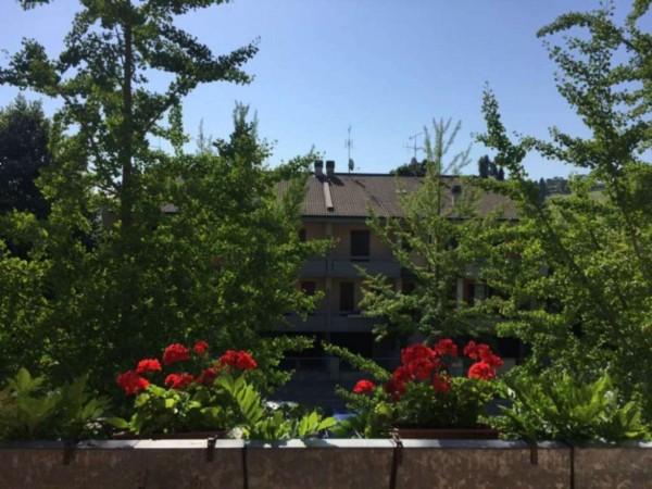 Villetta a schiera in vendita a Cesena, Ponte Abbadesse, 210 mq - Foto 1