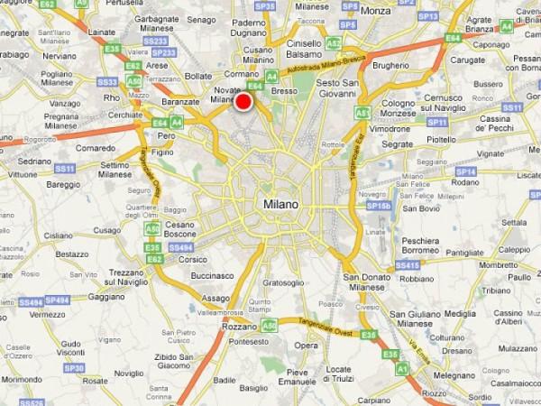 Appartamento in vendita a Novate Milanese, Parco Della Balossa, 40 mq - Foto 12