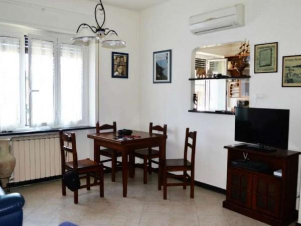 Appartamento in vendita a Recco, Centralissimo, 90 mq