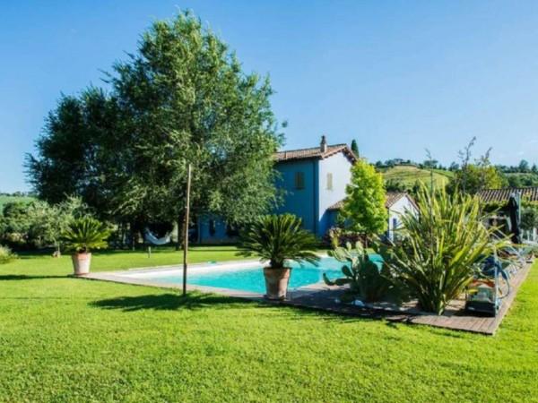 Villa in vendita a Cesena, Prime Colline, 200 mq - Foto 40