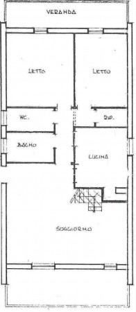 Appartamento in vendita a Cesena, Ponte Abbadesse, 130 mq - Foto 4