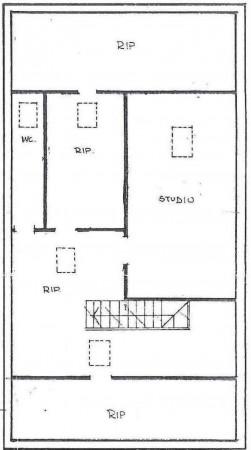 Appartamento in vendita a Cesena, Ponte Abbadesse, 130 mq - Foto 3
