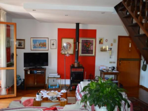 Appartamento in vendita a Cesena, Ponte Abbadesse, 130 mq