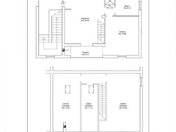 Appartamento in vendita a Santo Stino di Livenza, Arredato, 150 mq - Foto 2