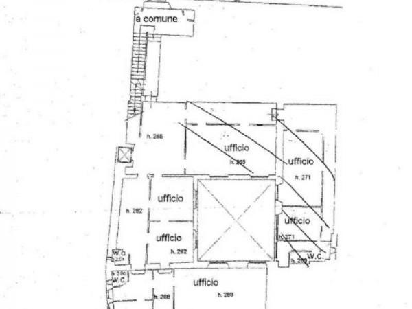Ufficio in affitto a Firenze, 220 mq - Foto 2