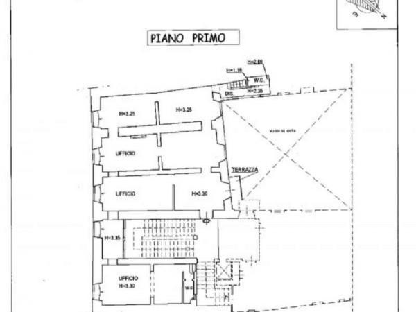 Ufficio in affitto a Firenze, Santa Croce, 180 mq - Foto 2