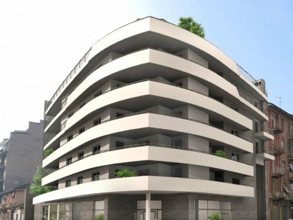 Appartamento in vendita a Torino, Cenisia, 110 mq