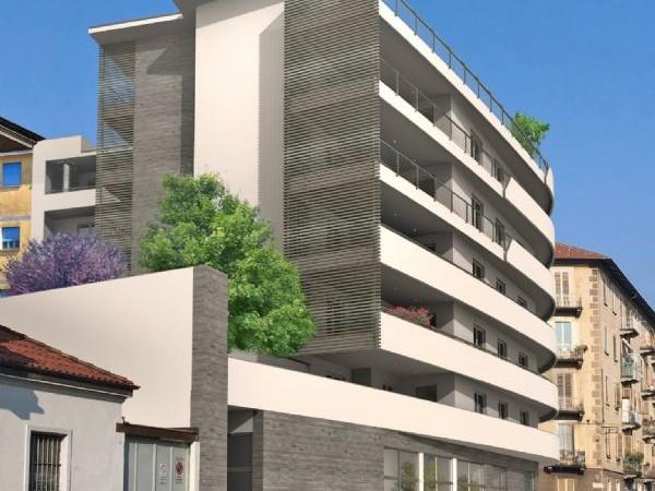 Appartamento in vendita a Torino, Cenisia, 110 mq - Foto 14