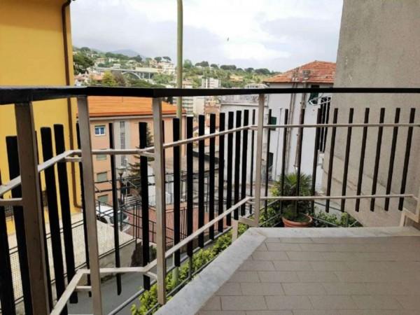 Appartamento in vendita a Celle Ligure, Piani, 60 mq - Foto 20
