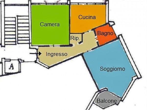 Appartamento in vendita a Celle Ligure, Piani, 60 mq - Foto 23