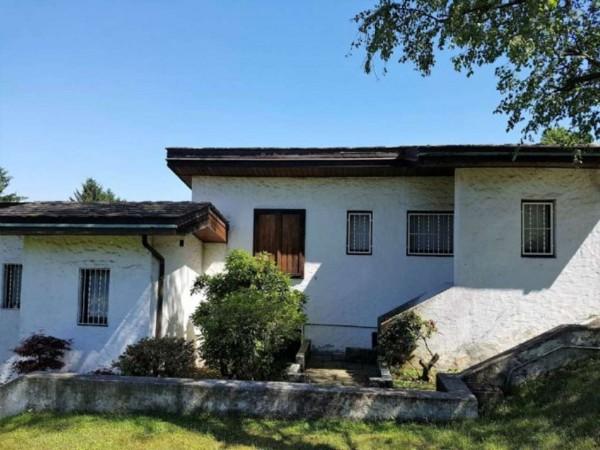 Villa in vendita a Barlassina, Golf Barlassina, 220 mq - Foto 17