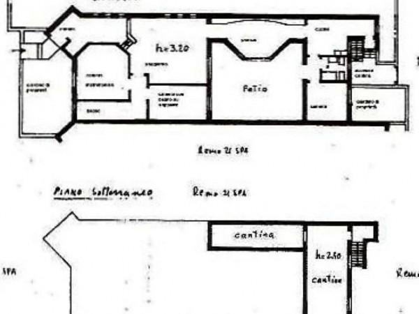 Villa in vendita a Barlassina, Golf Barlassina, 220 mq - Foto 2