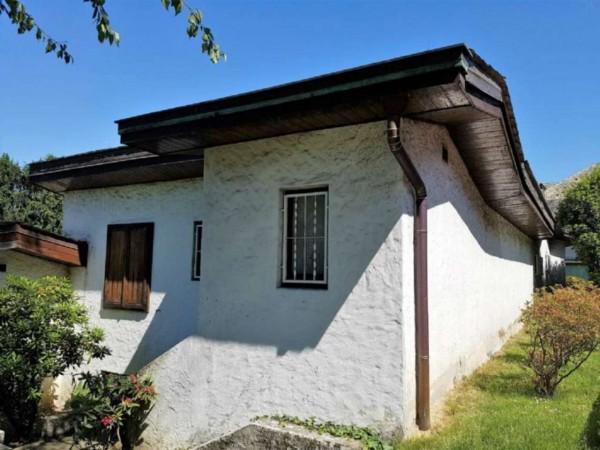 Villa in vendita a Barlassina, Golf Barlassina, 220 mq