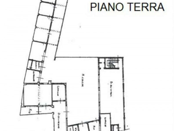 Immobile in vendita a Pisa, Piazza Dei Miracoli, Con giardino, 1900 mq - Foto 13