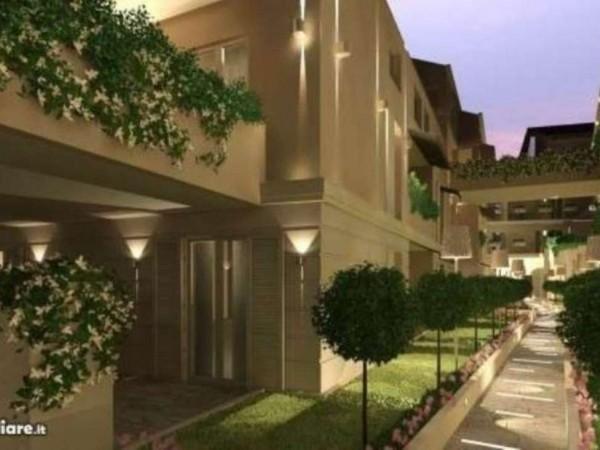 Appartamento in vendita a Monza, San Biagio, 115 mq
