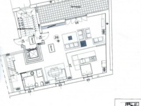 Appartamento in vendita a Monza, San Biagio, 115 mq - Foto 4