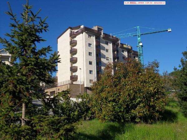 Appartamento in vendita a Campobasso, Piazza Molise(centro Città), 105 mq