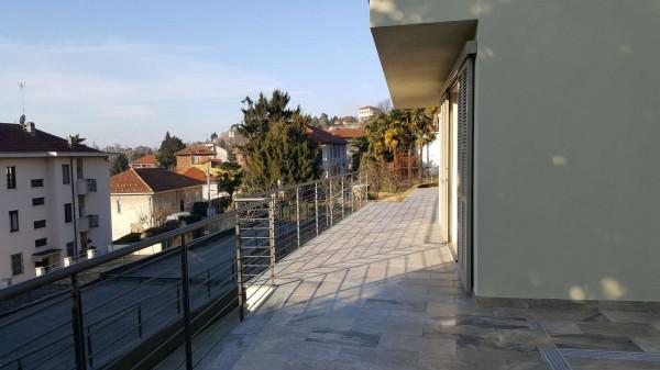 Appartamento in vendita a Torino, Cavoretto, Con giardino, 105 mq - Foto 9