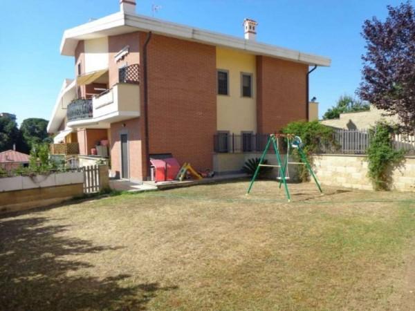 Appartamento in vendita a Roma, Selva Candida, Con giardino, 130 mq