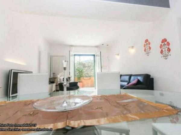 Appartamento in vendita a Santa Margherita Ligure, San Siro, Con giardino, 80 mq - Foto 12