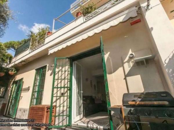 Appartamento in vendita a Santa Margherita Ligure, San Siro, Con giardino, 80 mq - Foto 6