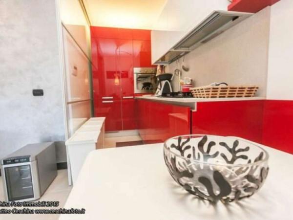 Appartamento in vendita a Santa Margherita Ligure, San Siro, Con giardino, 80 mq