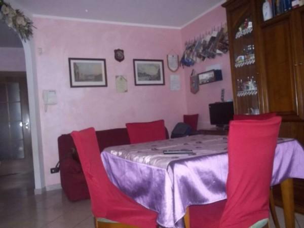 Appartamento in vendita a Moncalieri, Borgo San Pietro, 80 mq