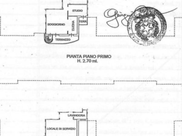 Appartamento in vendita a Castrocaro Terme e Terra del Sole, Terme, Con giardino, 105 mq - Foto 2