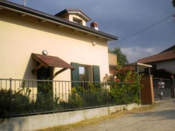Casa indipendente in vendita a Forlì, San Lorenzo In Noceto, Con giardino, 110 mq - Foto 10