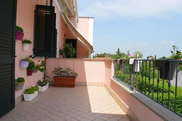 Villetta a schiera in vendita a Forlì, San Martino In Strada, Con giardino, 140 mq - Foto 15