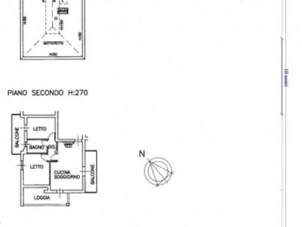 Appartamento in vendita a Forlì, Villanova, Con giardino, 65 mq - Foto 2